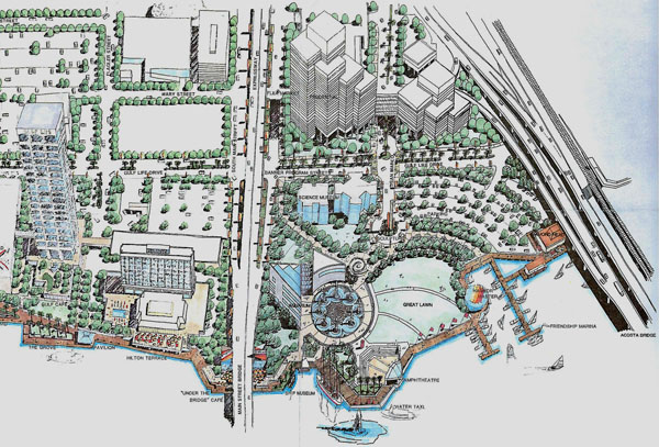The History Of Downtown Jacksonville 39 S Riverwalks Metro